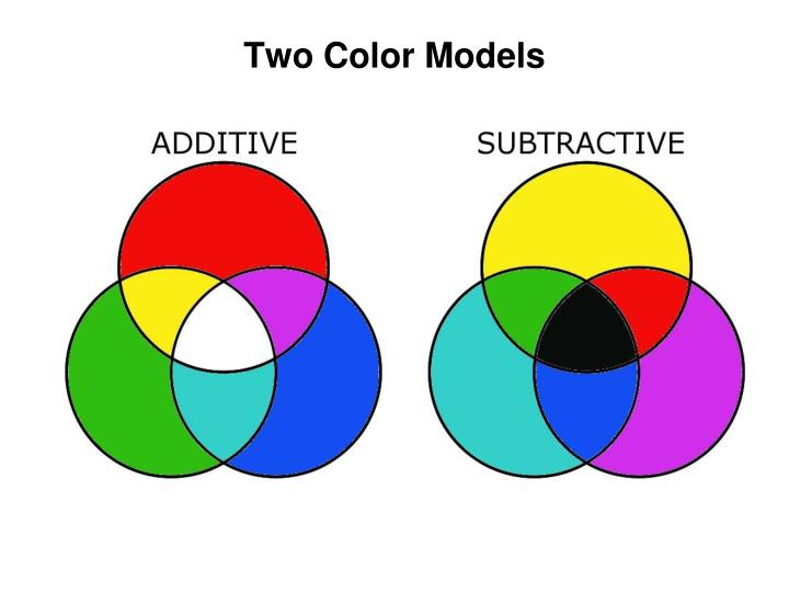 Two Color Models