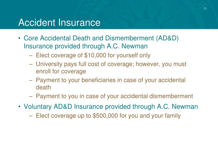 Accident Insurance