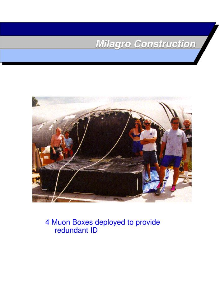 Milagro Construction
