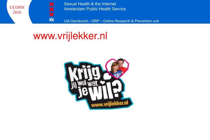 www.vrijlekker.nl