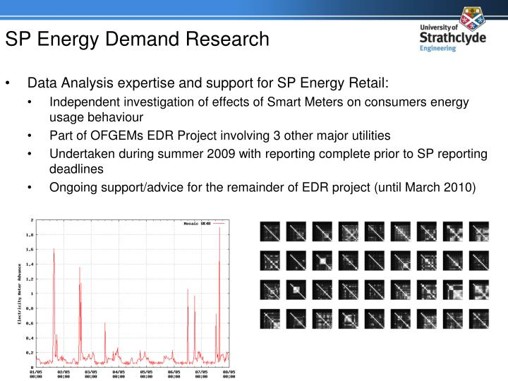 SP Energy Demand Research