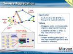 service aggregation