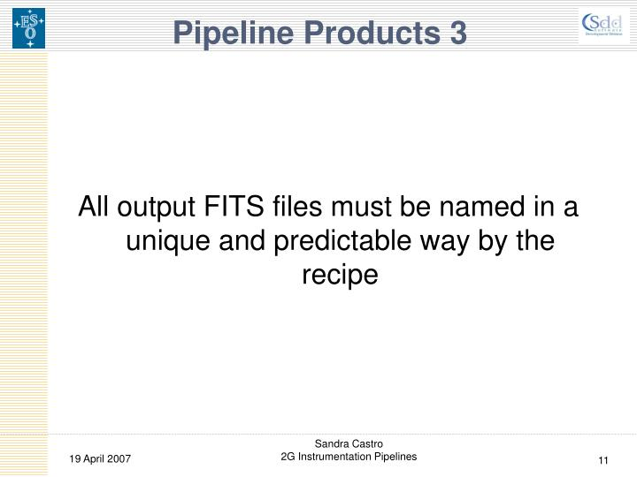 Pipeline Products 3