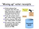 mixing up voter receipts2