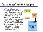 mixing up voter receipts3