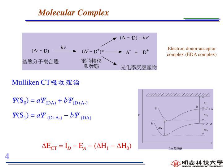 Molecular Complex