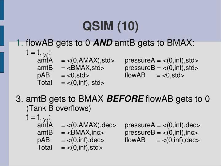 QSIM (10)