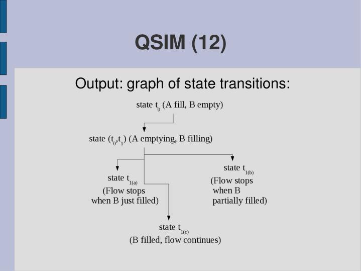 QSIM (12)