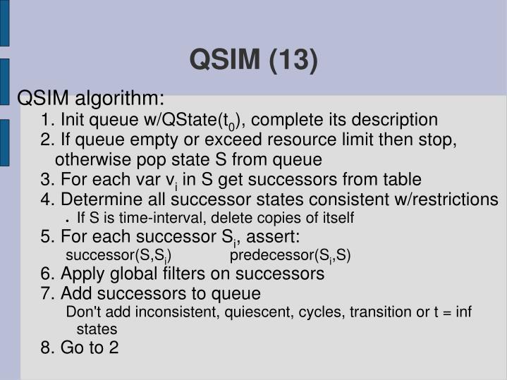 QSIM (13)