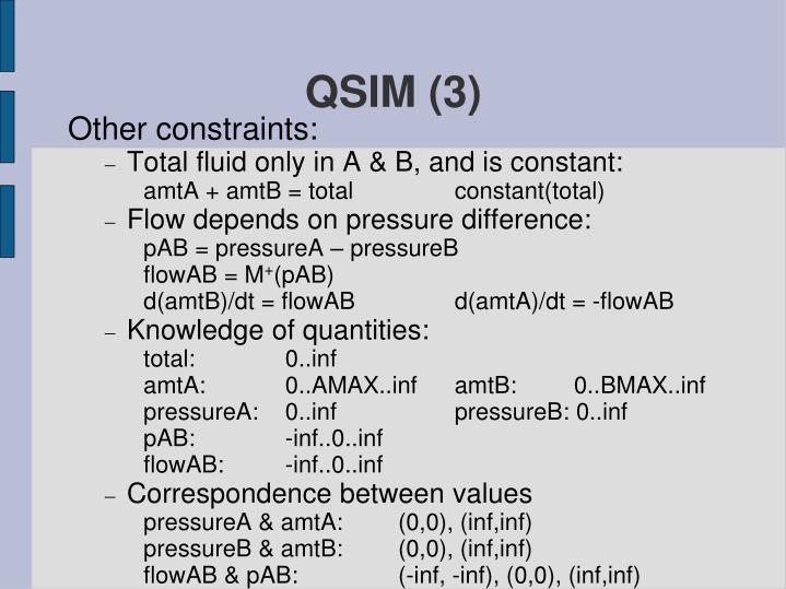 QSIM (3)