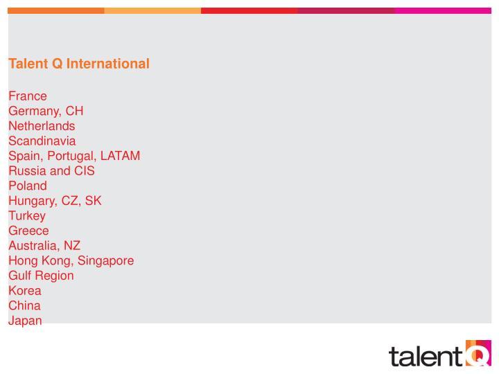 Talent Q International