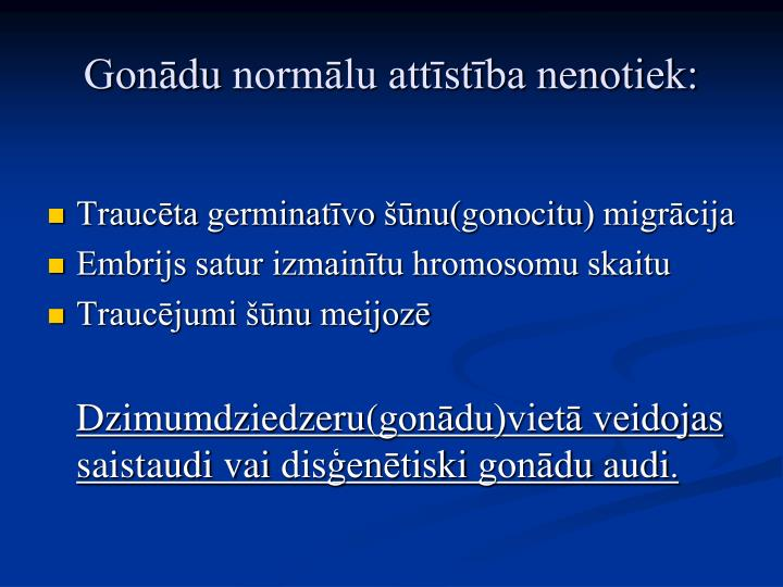 Gonādu