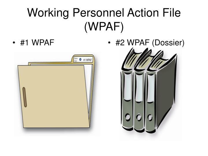 #1 WPAF
