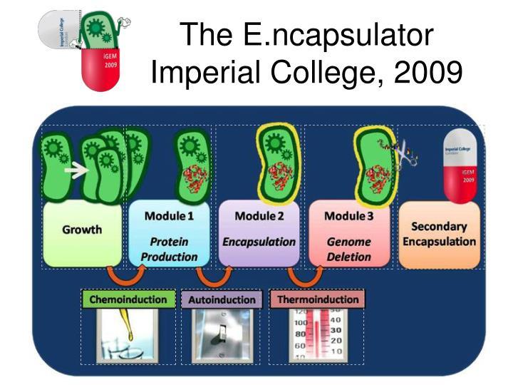 The E.ncapsulator