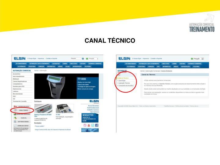 CANAL TÉCNICO