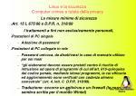 linux e la sicurezza computer crimes e tutela della privacy14