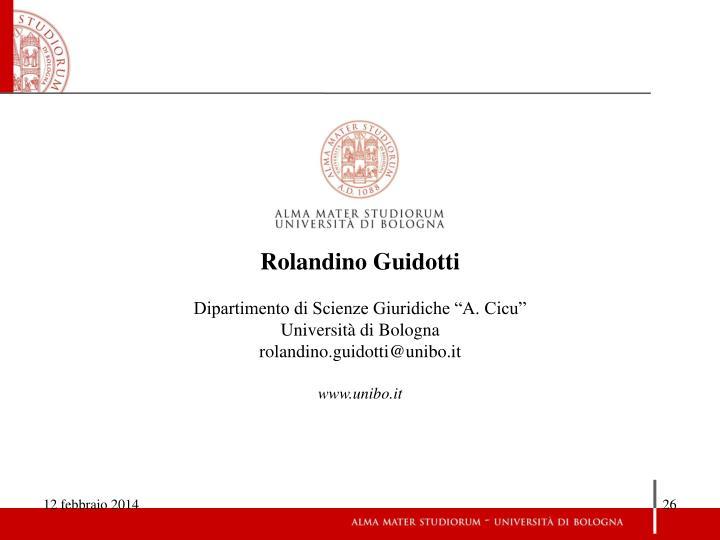 Rolandino Guidotti