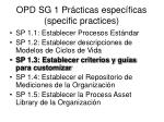 opd sg 1 pr cticas espec ficas specific practices2