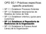 opd sg 1 pr cticas espec ficas specific practices3