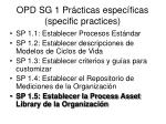 opd sg 1 pr cticas espec ficas specific practices4
