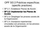 opf sg 2 pr cticas espec ficas specific practices1