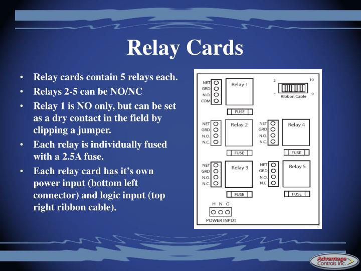 Relay Cards