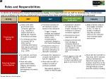 high level implementation plan roles and responsibilities2