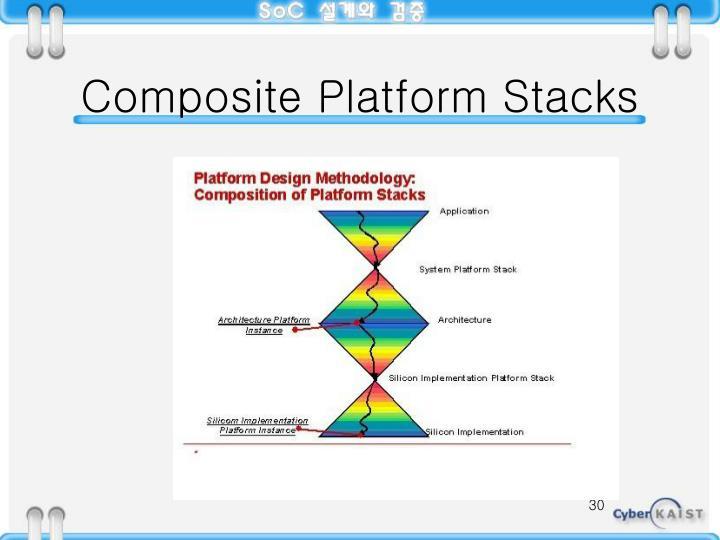 Composite Platform Stacks