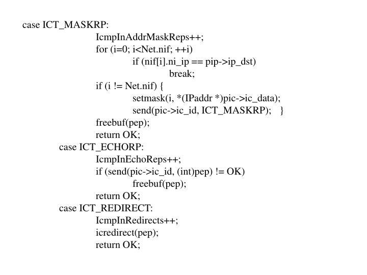 case ICT_MASKRP: