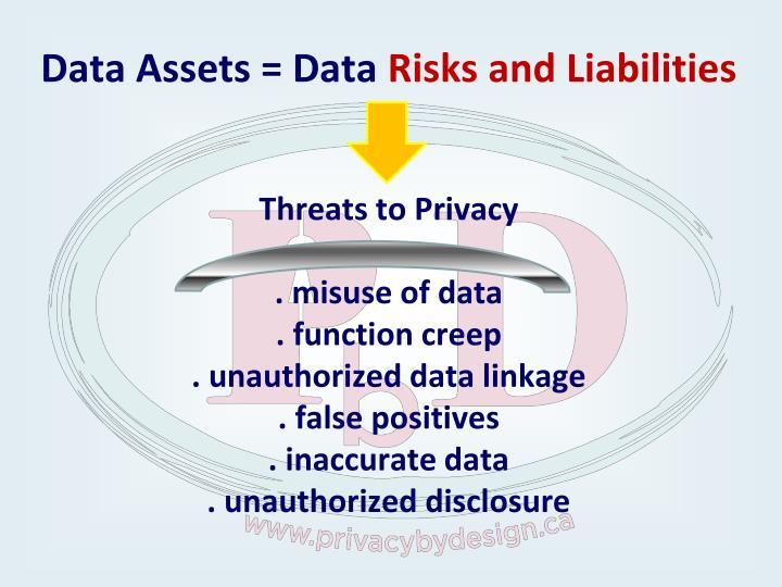 Data Assets = Data