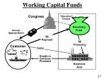 working capital funds1