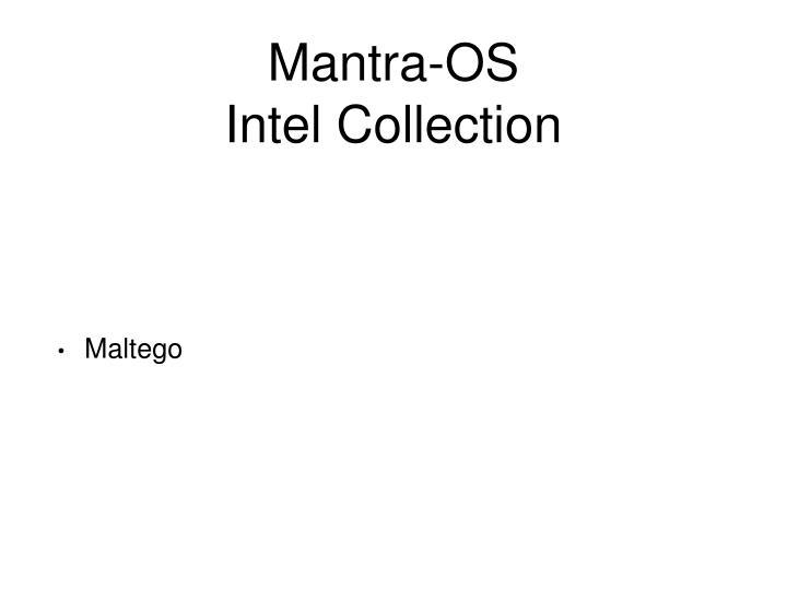 Mantra-OS