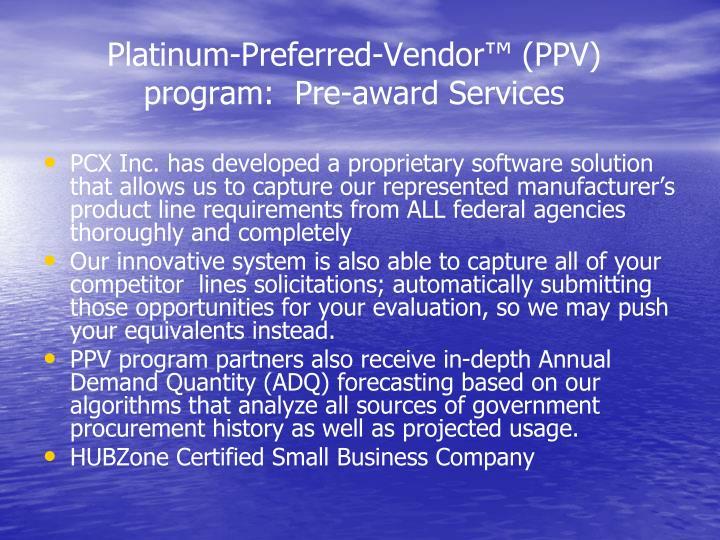 Platinum-Preferred-Vendor
