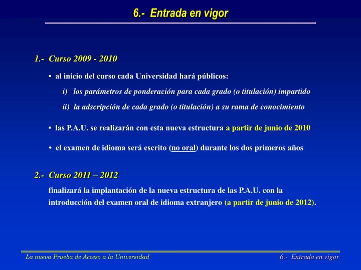 2.-  Curso 2011 – 2012