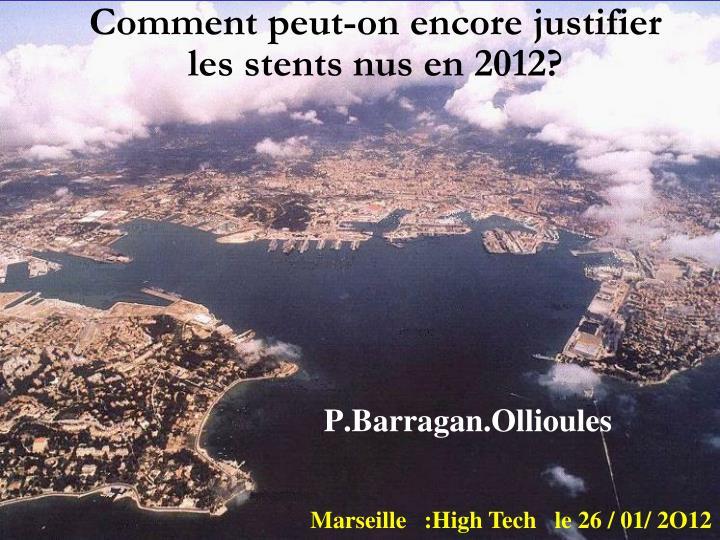 P.Barragan.Ollioules