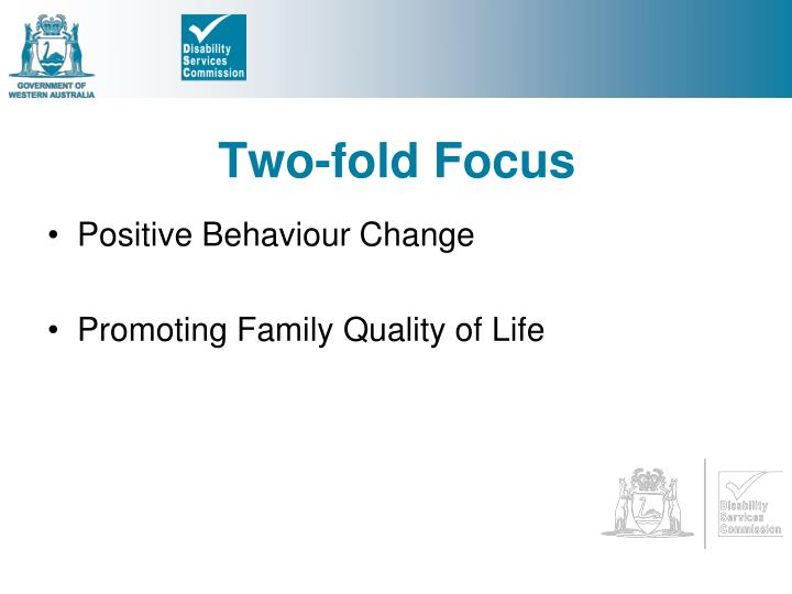 Two-fold Focus