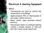 electrical heating equipment1