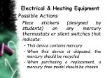 electrical heating equipment3