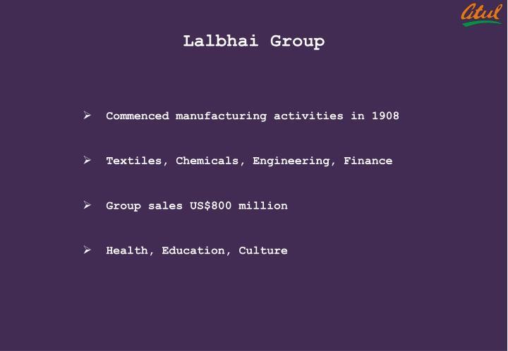Lalbhai Group