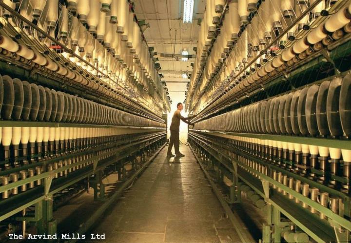 The Arvind Mills Ltd
