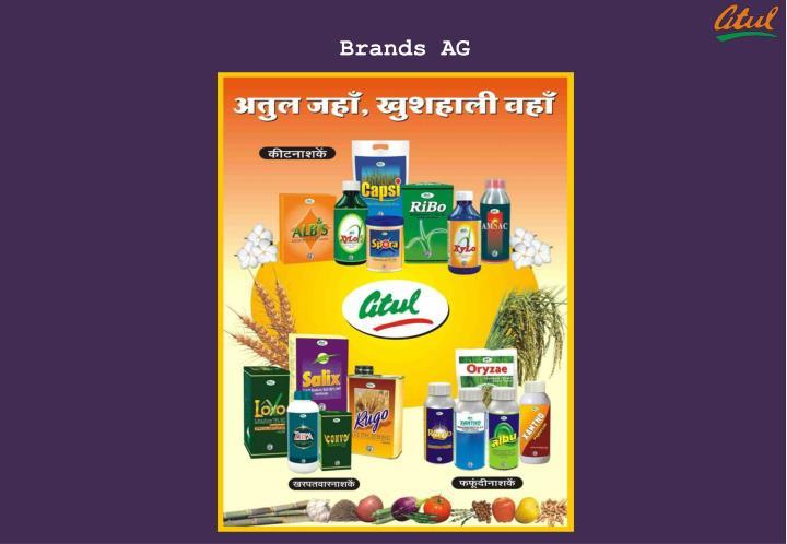 Brands AG