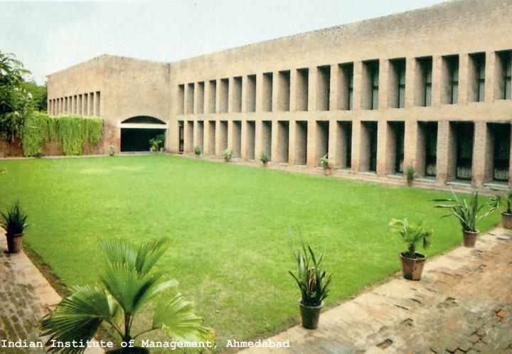 Indian Institute of Management, Ahmedabad