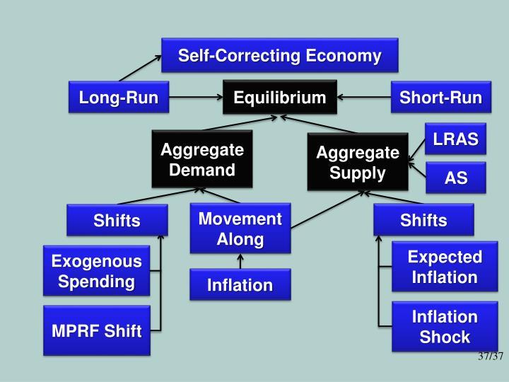 Self-Correcting Economy