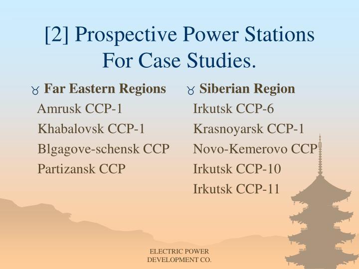 Far Eastern Regions