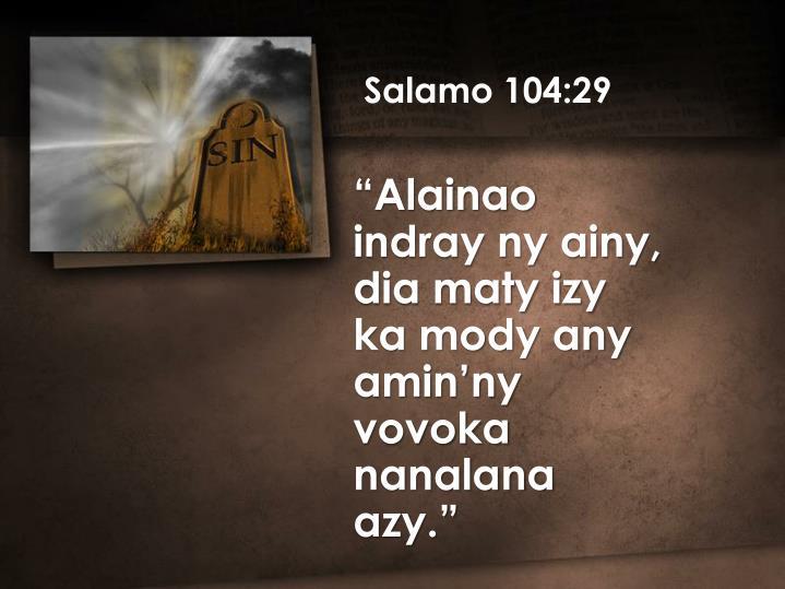 Salamo 104:29