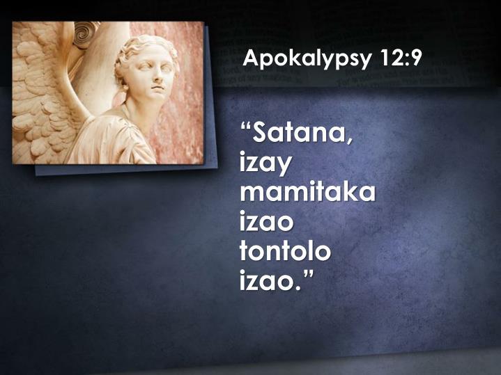Apokalypsy 12:9