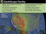 earthscope facility