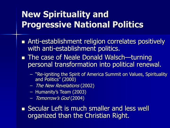 New Spirituality and