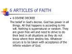 6 articles of faith5