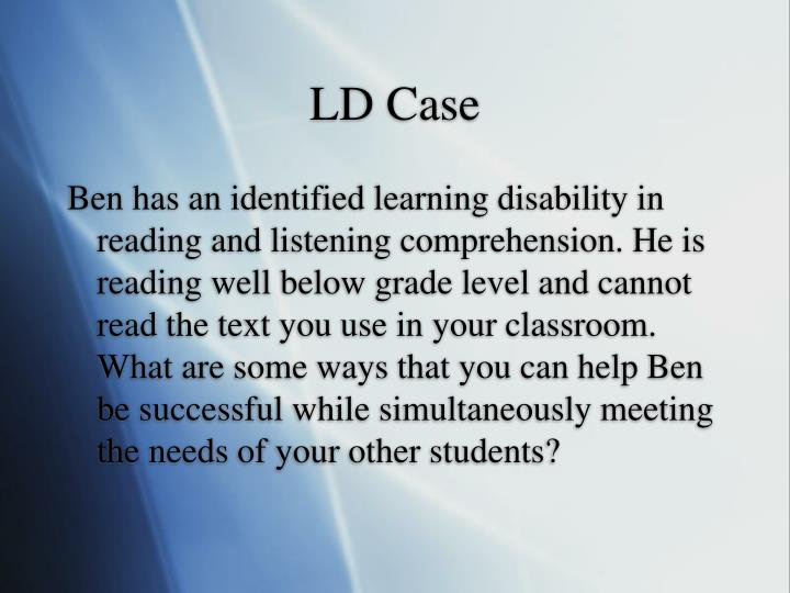 LD Case